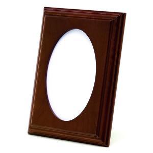 額縁 フォトフレーム 写真立て 木製フレーム 大人のフォトフレーム RB13046C サイズ4X6判|touo