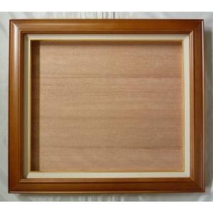 額縁 油絵額縁 油彩額縁 木製フレーム A826 サイズF15号|touo