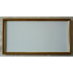 デッサン額縁 フレーム 水彩額縁 スケッチ額縁 木製 正方形の額縁 D153 サイズ450画|touo