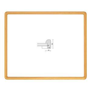 額縁 横長の額縁 木製フレーム D717 700X300mm|touo