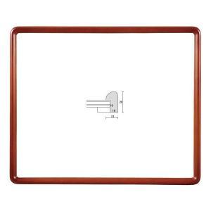 額縁 横長の額縁 木製フレーム D717 サイズ770X450mm touo