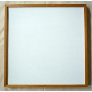 デッサン額縁 フレーム 水彩額縁 スケッチ額縁 木製 正方形の額縁 D771 サイズ400画|touo