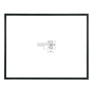 額縁 正方形の額縁 木製フレーム D771 サイズ500画|touo
