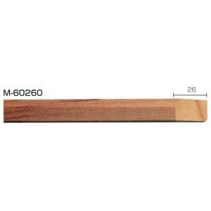 額縁 モールディング 木製 材料 資材 ドロ足 M-60260|touo
