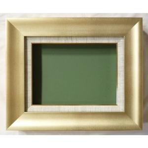 油絵額縁 油彩額縁 アートフレーム MJ112 サイズF4号|touo