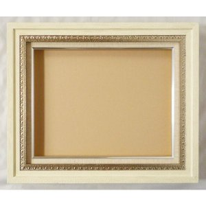 額縁 油彩額 油絵額縁 木製フレーム テイラ (9190) サイズM5号|touo