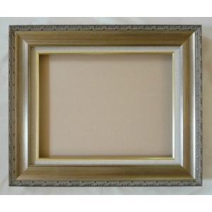 額縁 油彩額 油絵額縁 木製フレーム アピス サイズF25号 S20号|touo