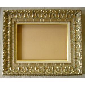 額縁 油絵額縁 油彩額縁 木製フレーム ミカエル サイズF15号 S12号|touo
