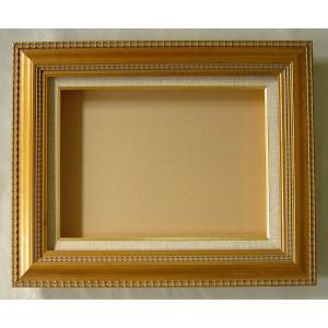 額縁 油彩額 油絵額縁 木製フレーム ベレン サイズM5号|touo