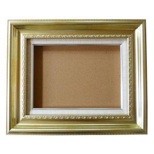 額縁 オーダーメイド額縁 オーダーフレーム 油絵額縁 油彩額縁と泥足とケース(仮縁仕上げ) X51 サイズM50号 組寸サイズ2200|touo