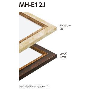 額縁 デッサン額縁 アルミフレーム MH-E12J サイズMO判|touo