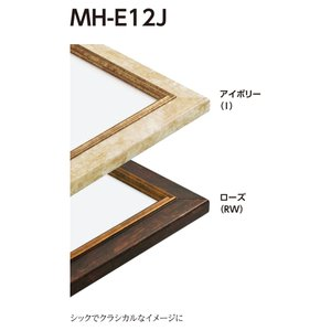 額縁 デッサン額縁 樹脂フレーム MH-E12J サイズ大判 touo