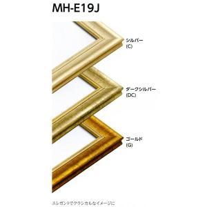 額縁 デッサン額縁 アルミフレーム MH-E19J サイズMO判|touo