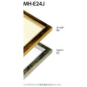 額縁 デッサン額縁 アルミフレーム MH-E24J サイズMO判|touo