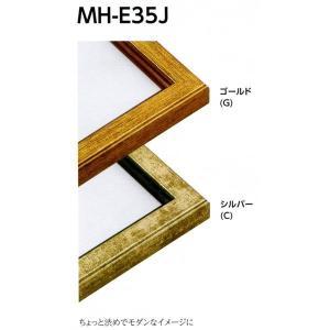 額縁 デッサン額縁 アルミフレーム MH-E35J サイズMO判|touo