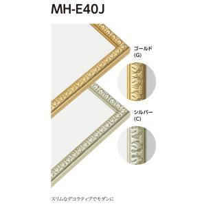 額縁 デッサン額 樹脂フレーム MH-E40J サイズインチ|touo
