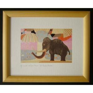 絵画 インテリア アートポスター 壁掛け ヨーロッパ製 (額縁 アートフレーム付き) 八ッ切サイズ -32-特価-|touo