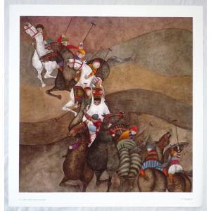 アメリカ製アートポスター ロド・ブランジェ作 GB7733 シ−トサイズ68X66cm 特価|touo
