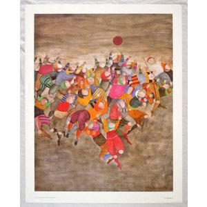 アメリカ製アートポスター ロド・ブランジェ作 GB7736 シ−トサイズ84X66cm 特価|touo