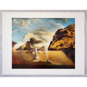 ヨーロッパ製アートポスター ダリ作 11333 シ−トサイズ60X80cm 特価|touo