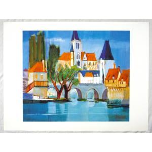 ヨーロッパ製アートポスター アンドレ・デュレ作 1356 シ−トサイズ60X80cm 特価|touo