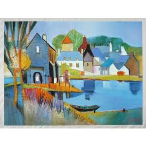 ヨーロッパ製アートポスター アンドレ・デュレ作 1337 シ−トサイズ60X80cm 特価|touo