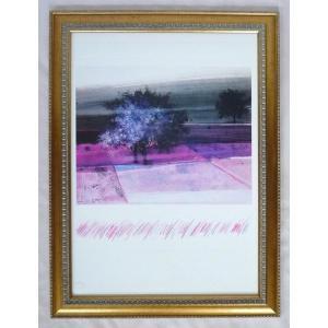 絵画 インテリア アートポスター 壁掛け ヨーロッパ製 (額縁 アートフレーム付き) シートサイズ50X70cm -21-特価-|touo