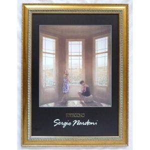 絵画 インテリア アートポスター 壁掛け ヨーロッパ製 (額縁 アートフレーム付き) シートサイズ50X70cm -26-特価-|touo