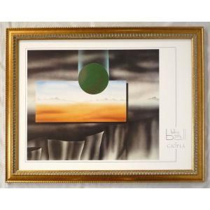 絵画 インテリア アートポスター 壁掛け ヨーロッパ製 (額縁 アートフレーム付き) シートサイズ60X80cm -11-特価-|touo