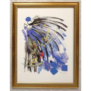 絵画 インテリア アートポスター 壁掛け ヨーロッパ製 (額縁 アートフレーム付き) シートサイズ60X80cm -13-特価-|touo