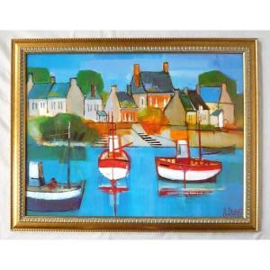 絵画 インテリア アートポスター 壁掛け ヨーロッパ製 (額縁 アートフレーム付き) シートサイズ60X80cm -18-特価-|touo