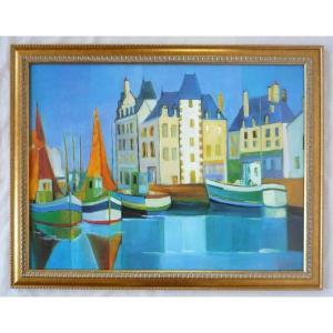 絵画 インテリア アートポスター 壁掛け ヨーロッパ製 (額縁 アートフレーム付き) シートサイズ60X80cm -21-特価-|touo