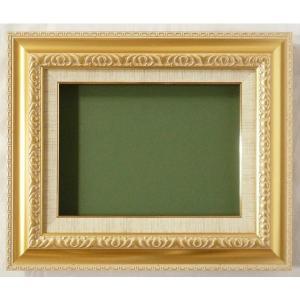 油絵額縁 油彩額縁 アートフレーム MJ105 F3|touo