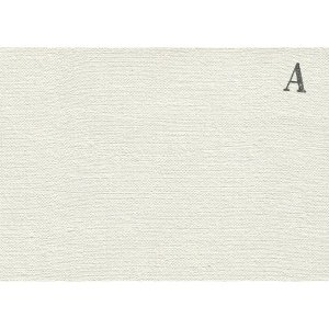 画材 油絵 アクリル画用 張りキャンバス 純麻 中目細目 A (F,M,P)4号サイズ 10枚セット|touo