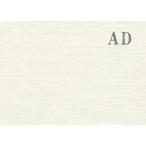 画材 油絵 アクリル画用 張りキャンバス 純麻 中目 AD S10号サイズ|touo