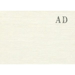 画材 油絵 アクリル画用 張りキャンバス 純麻 中目 AD S6号サイズ 10枚セット|touo