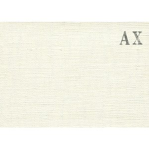 画材 油絵 アクリル画用 張りキャンバス 純麻 中目荒目 AX (F,M,P)15号サイズ 10枚セット|touo