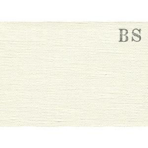 画材 油絵 アクリル画用 張りキャンバス 純麻 荒目 BS S4号サイズ|touo