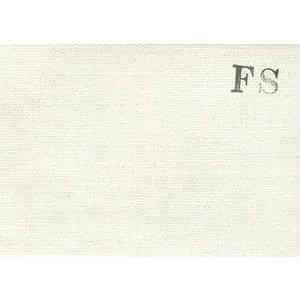 画材 油絵 アクリル画用 張りキャンバス 純麻 絹目 FS S3号サイズ 10枚セット|touo