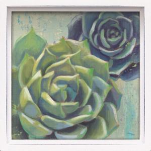 絵画 インテリア アートポスター ロハス ミニアートフレーム ウェリントン スタジオ「サキュレント1」|touo