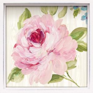 額縁付き絵画 ロハス ミニアートフレーム ワイルド アップル スタジオ「ドリフトウッド ガーデン4」|touo