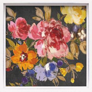 額縁付き絵画 ロハス ミニアートフレーム ワイルド アップル スタジオ「サマー ガーデン2」|touo