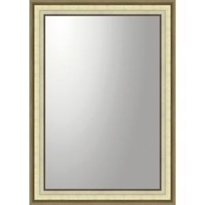 デコラティブ 大型ミラー モダン「長方形(ゴールド)」|touo