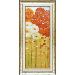 絵画 インテリア アートポスター 壁掛け (額縁 アートフレーム付き) ダンフイ ナイ「デイジー フォール2」|touo