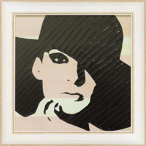絵画 インテリア アートポスター エヴァンジェリン テイラー「ファッション シュート」|touo