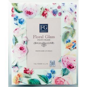 FGデザイン フォトフレーム「ピンクローズ」|touo