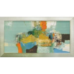 絵画 インテリア アートポスター マウリツィオ ピオバン「ウナ パーチェ リアクイスタータ」|touo