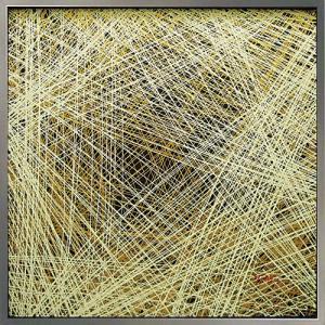 絵画 油絵 肉筆絵画 壁掛け (額縁 アートフレーム付き) オイル ペイント アート「アブストラクト4」|touo