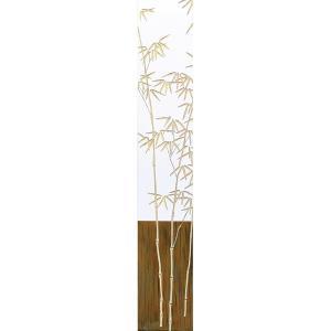 インテリア アート 壁掛け ウッド スカルプチャー アート「バンブー2(WH+NP)」|touo