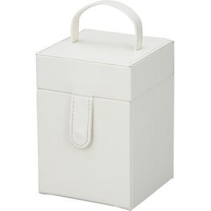 インテリア 小物入れ スウィートジュエリーボックス Mサイズ(ホワイト)|touo